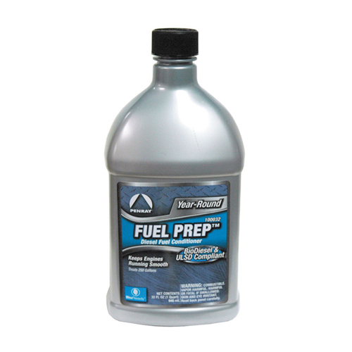 Fuel Prep Year-Round Diesel Fuel Conditioner - 32 oz - Pack of 12