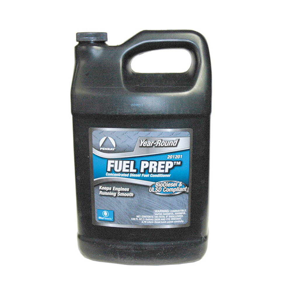 Fuel Prep Concentrated  Year-Round Diesel Fuel Conditioner - 1 Gallon - Pack of 4
