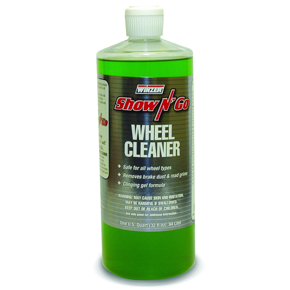Show N Go Low Hazard Wheel Cleaner - 1 Qt
