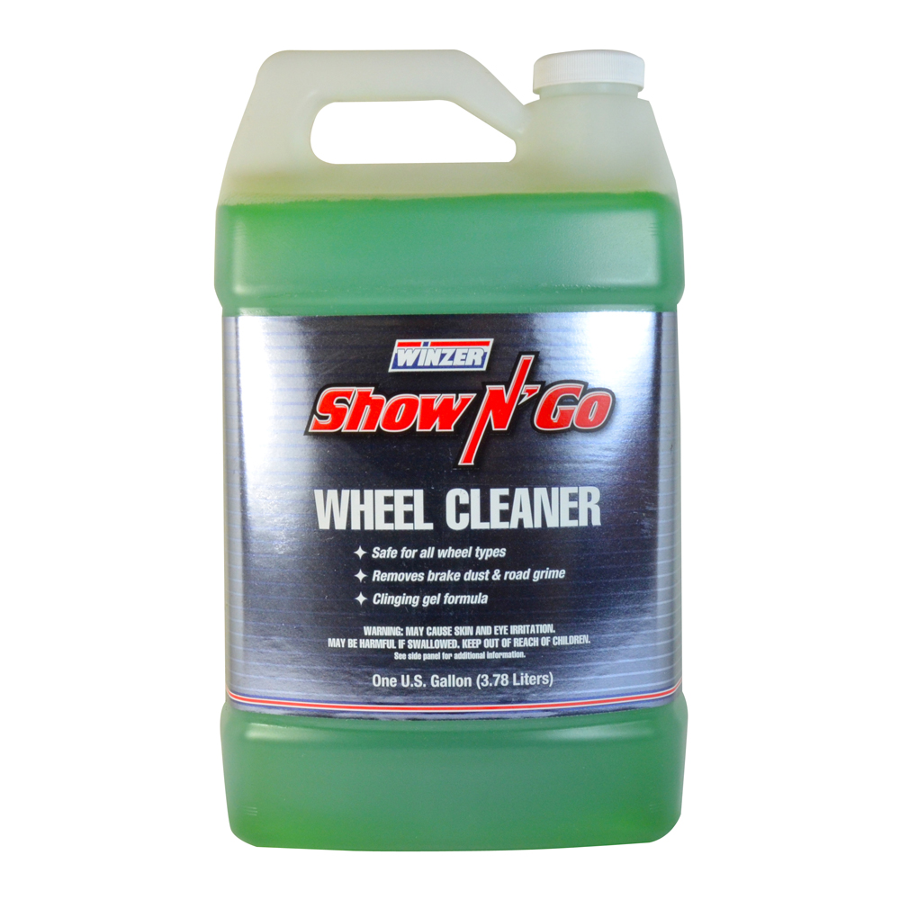 Show N Go Low Hazard Wheel Cleaner - 1 Gallon