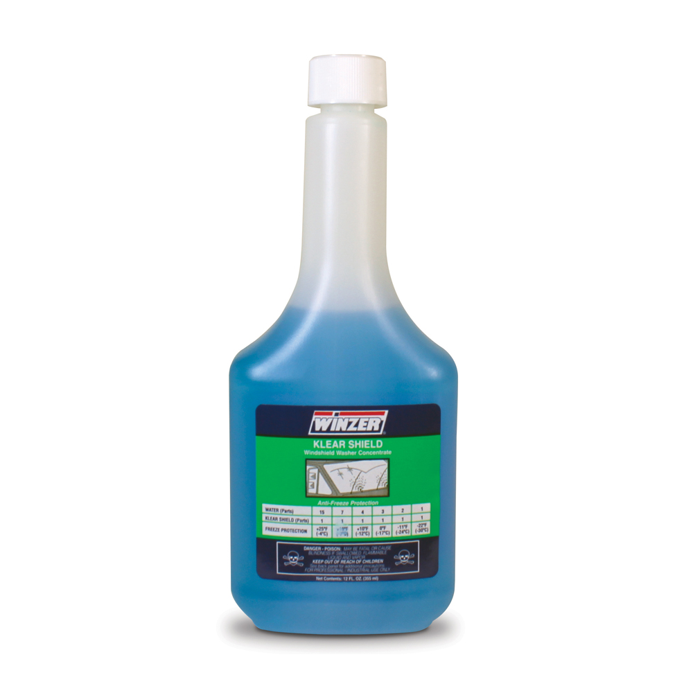 Klear Shield Concentrated Windshield Washer - 12 oz
