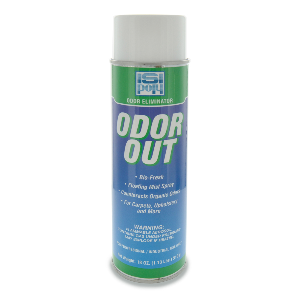 ISI-Poly Odor Out Bio-Fresh Odor Eliminator - 18 oz