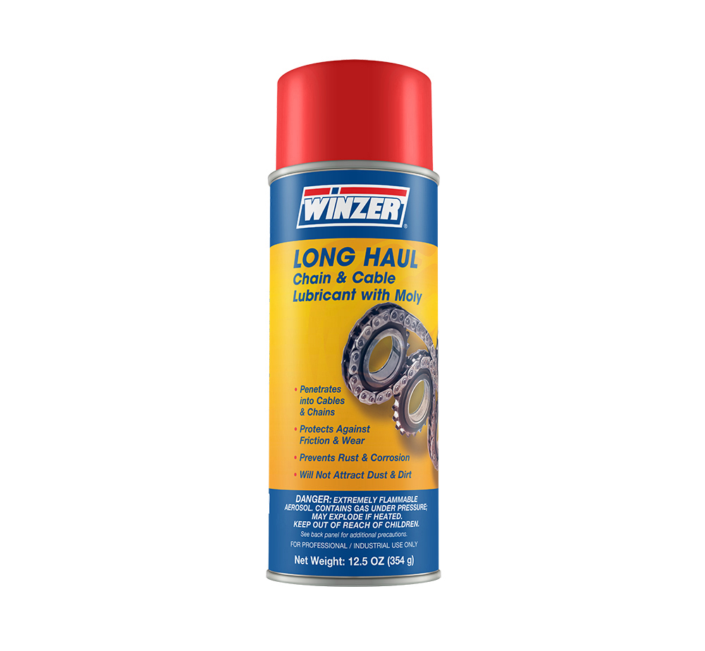 Long Haul Chain and Cable Lubricant - 15.75 oz