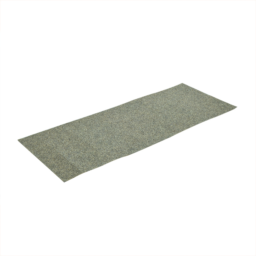 3 Inch x 8 Inch Aluminum Oxide Sand Paper Box of 200