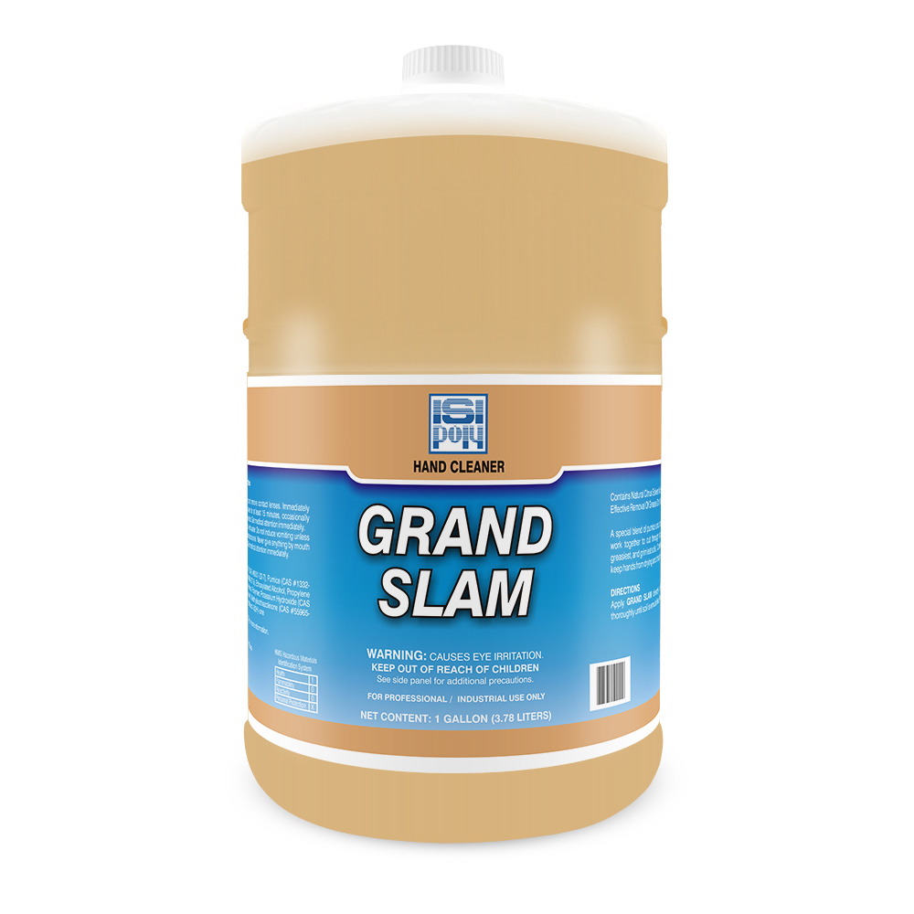 Isi-Poly Grand Slam - 1 Gallon - Pack of 4