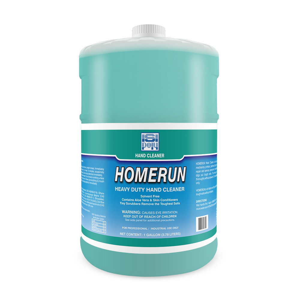 Isi-Poly Homerun With Dispenser - 1 Gallon - Pack of 4