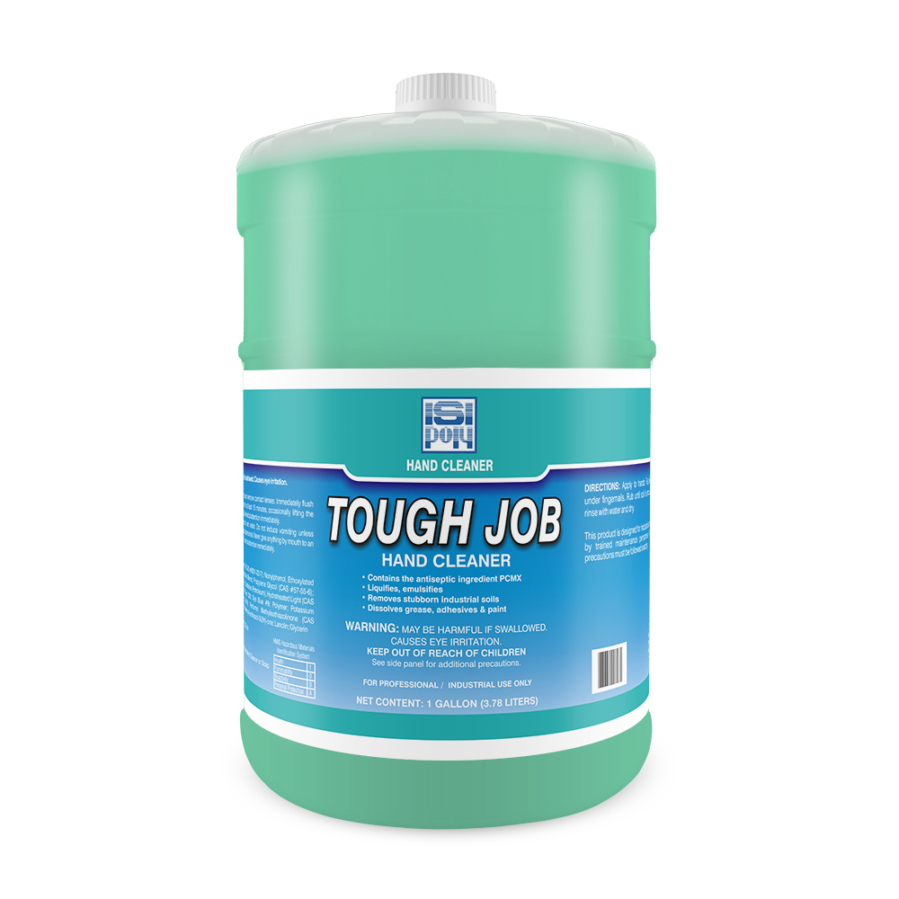 Isi-Poly Tough Job - 1 Gallon - Pack of 4