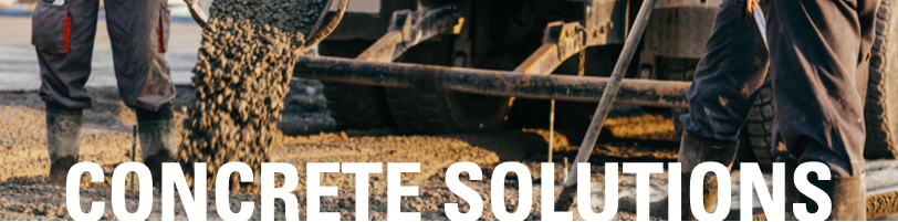 concrete solutions header