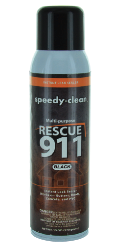 speedy-clean rescue 911
