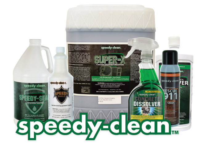 speedy clean product