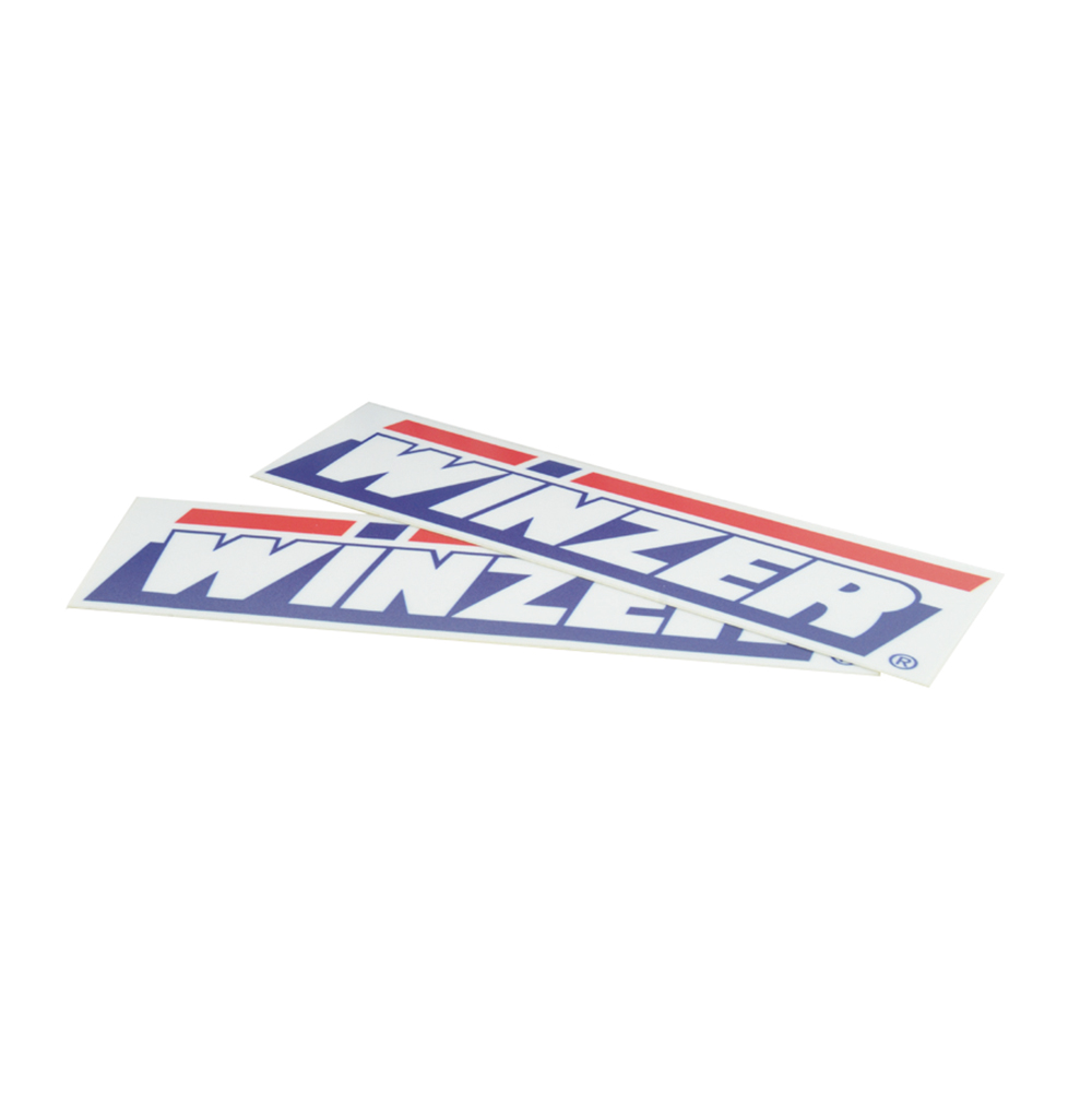 2.-1/2 Inch Winzer All Weather Decal