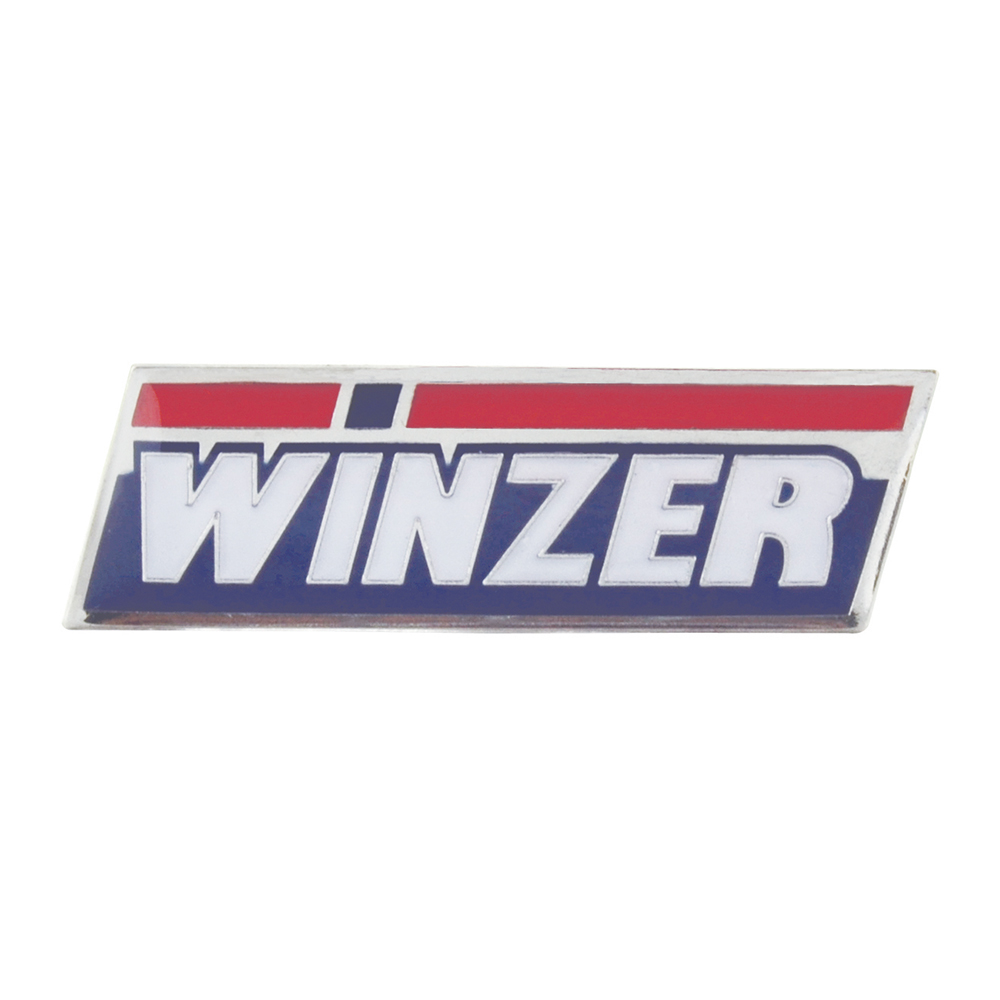Winzer 1-1/2 Inch Lapel Pin
